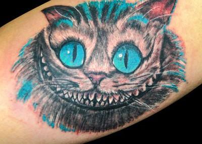 alice-in-wonderland-cat-tattoo