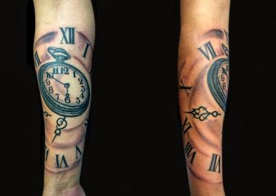 big-clock-tattoo