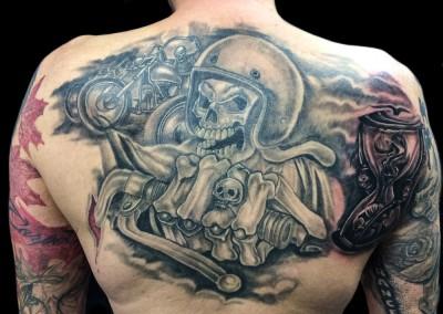 biker-skull-tattoo