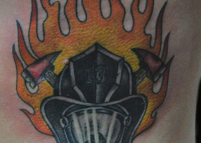 fire-tattoo
